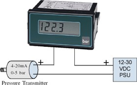 88 PRO loop powered process meter