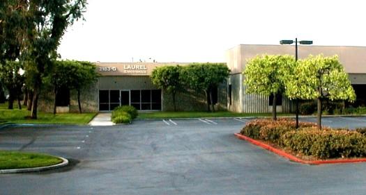 Laurel Electronics, Inc. hedquarters facility in Costa Mesa, California