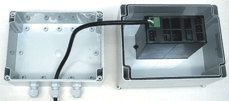 Model Box1 1/8 DIN Wall-Mount Enclosure