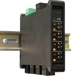 QLS quad 4-20 mA loop splitter