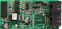 RS485 Modbus serial communications board for Laurel meters, counters and timers.