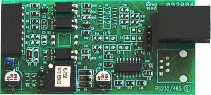 RS-232 meter interface board